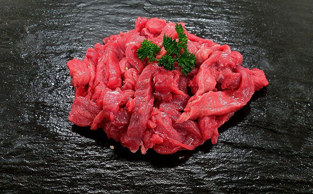 The Meatman Beef Stir Fry