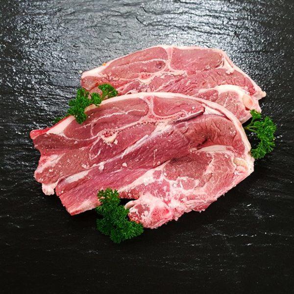 The Meatman Lamb BBQ Chops