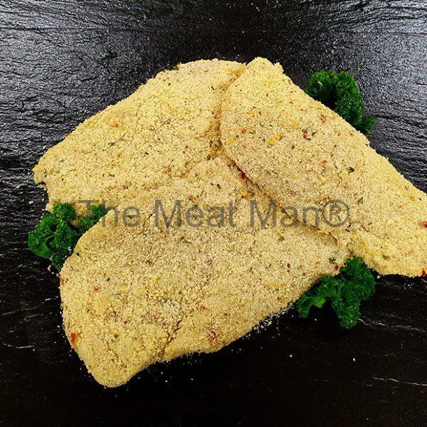 The Meatman Chicken Schnitzel