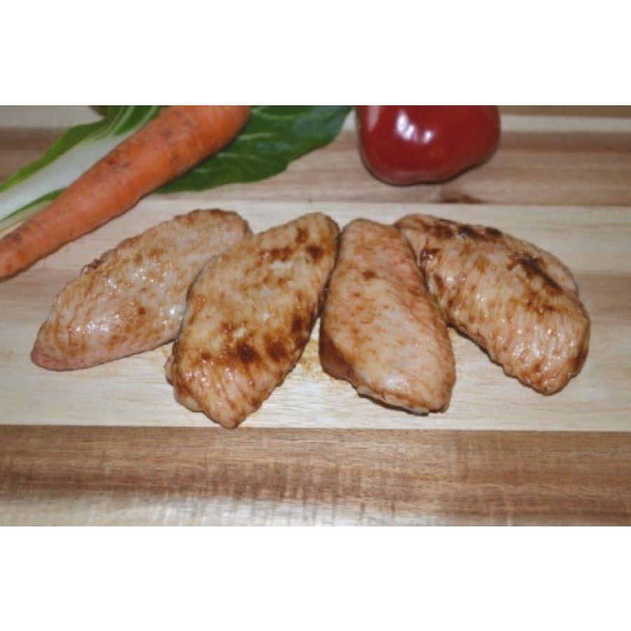 bbq marinated wingettes